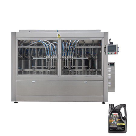 Pet Bottle Herbal Health Syrup Ion Air Washing Filling Capping Machine Line