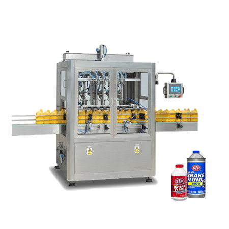 Automatic Gravity Liquor Bottle Filling Machine Bleach Filling Machine Alcohol Filling Machine
