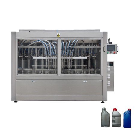 Ppf-50 Hualian Volumetric Piston Filler for Paste