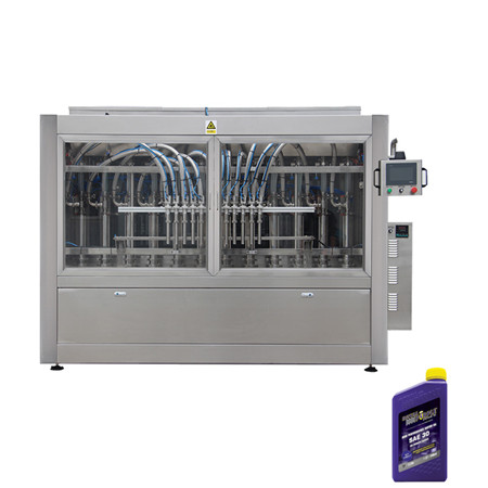 GCP-18A Automatic Liquid Filler Liquor Filling Machine