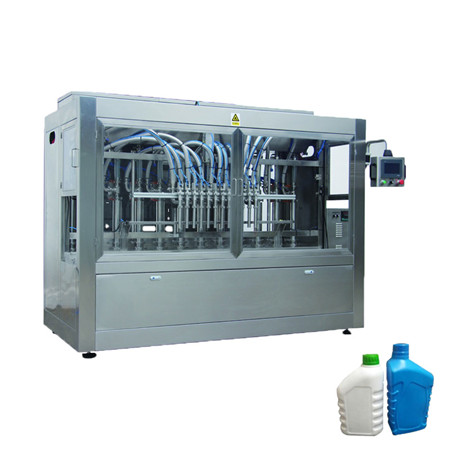 Automatic Multi 4 Nozzles Vacuum Liquid Perfume Filler Filling and Capping Machine