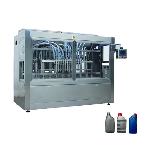 Auto Reagent Liquid Filling Machine with Factory Price