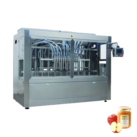 Customized Automatic Double Heads High-Speed Bottle Filling Capping Machine