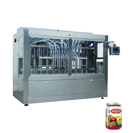 Full Automatic Syrup Small Bottle Vial Filling Capping Machine