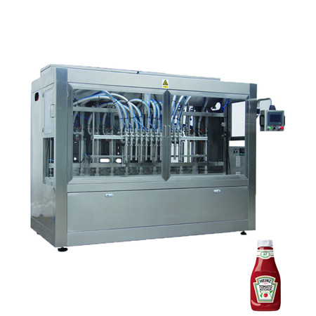 Liquid Filling Line Withe Capping Plugging Machine Stoppling Machine