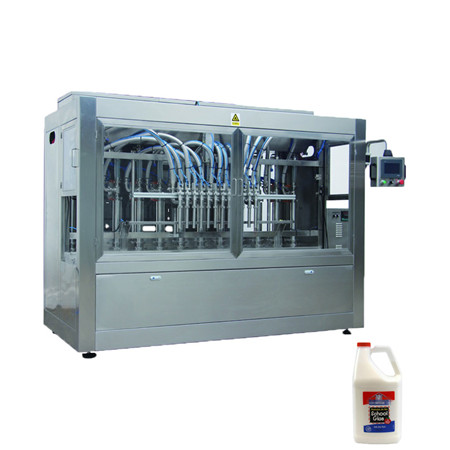 Anti-Corrossive Toilet Cleaner Beverage Liquid Filling Line