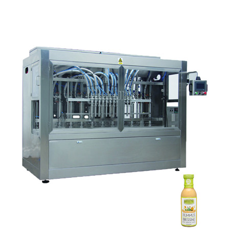 Full Automatic Plastic Bottle Pure Water Bottling Equipment Line Filling Machine