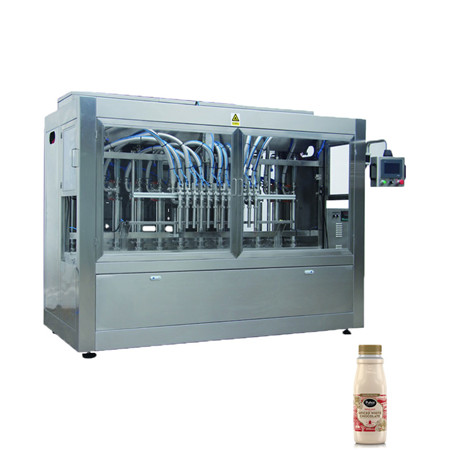 China Manufacturer Essential Oil Filling Machine for Plastic Bottle