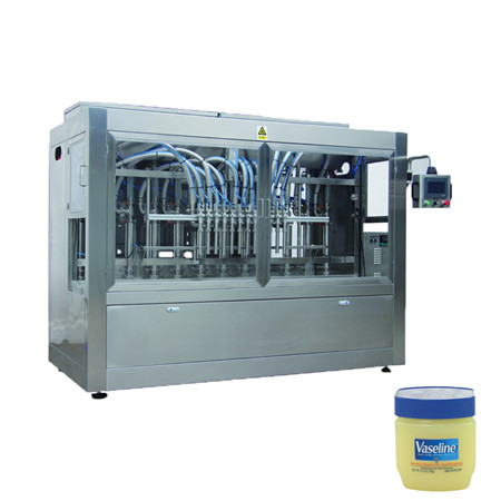 Automatic Metal Tube Filling and Sealing Equipment