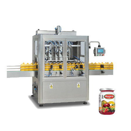 Dgf-1000b Pneumatic Ointment Cream Cosmetic Paste Piston Filler & Piston Filling Machine