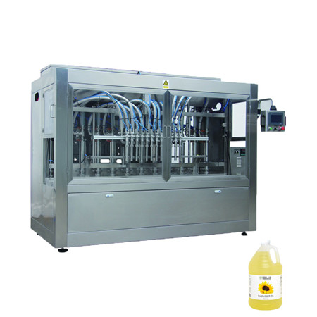 Sunflower / Sesame Oil Filling and Packing Equipment