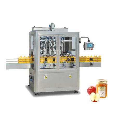 High Speed 20000bph Plastic Bottle Automatic Water Filling Machinery