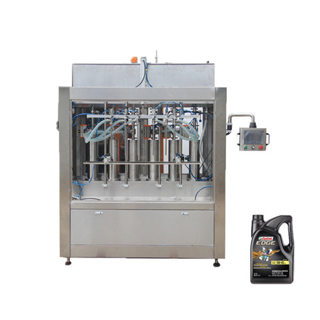 Full Automatic Mineral Liquid Water Pet Bottle Washing Filling Capping Bottling Machine