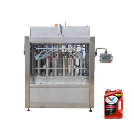 Bottle Filler GCP-18A Wine Bottle Filling Machine