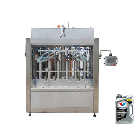 Pet Bottle Blower-Filler-Capper