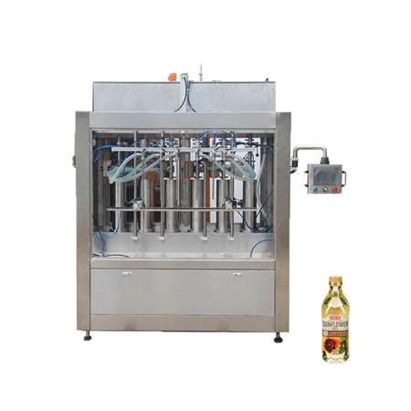 Automatic Rotary Water Juice Liquid Beverage Yogurt Cup Filling and Sealing Machine