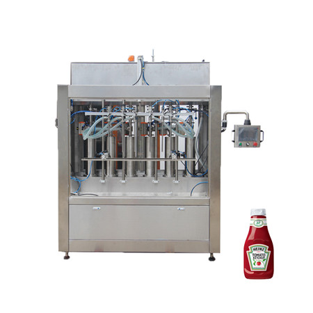 Auto Liquid Filling Machine/Water Filling Machine/Liquid Filler