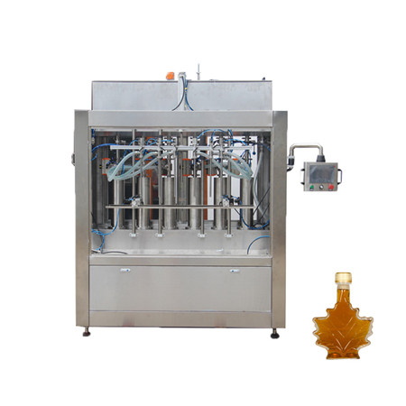 Industrial/Engine/Lube Oil Liquid Filling Machine