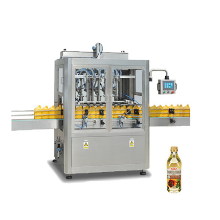 Automatic Bottle Ketchup Sauce Jam Filling Machine with Vacuum Capping Packaging Line