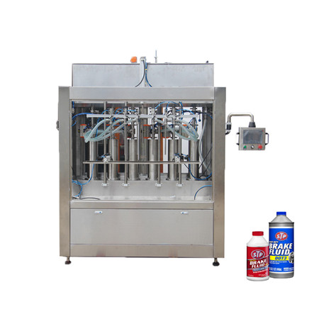 Automatic 4 Head Food Beverage Machinery Edible Oil Bottle Filling and Capping Machine with Belt Conveyor (YT4T-4G1000 and CDX-1)