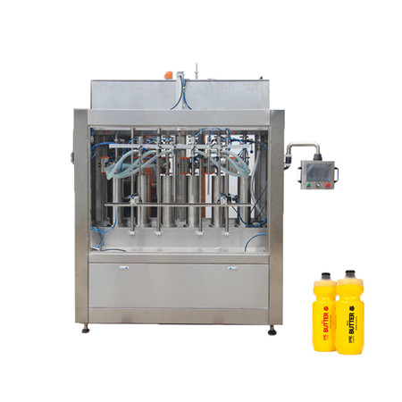 High Speed Rotary Type Mineral Pure Water Bottle Water Filling Sealing Machine