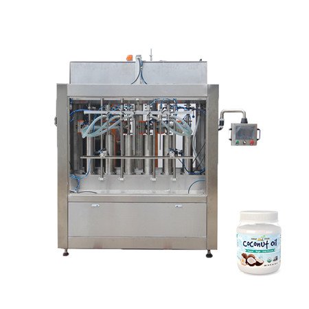 Semi-auto jam ketchup yogurt cosmetic cream filling packaging machine