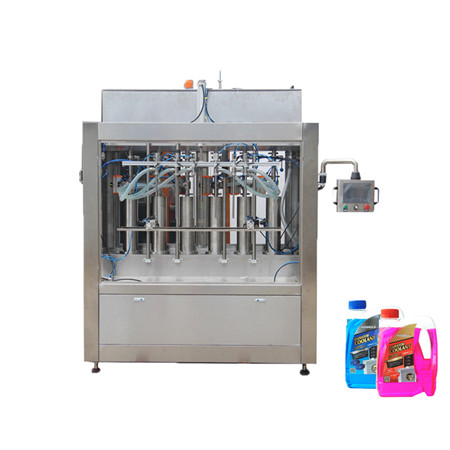Automatic High-Speed Pet Bottle Filling Machine with