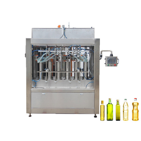 Hair Shampoo Conditioner Oil Hair Growth Product Hair Colouring Permanents Filling Machine for Personal Care Products Bottles Filler Packing Machine