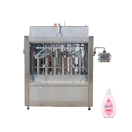Fruit Juice Automatic Liquid Filling Machine/Complete Filling System