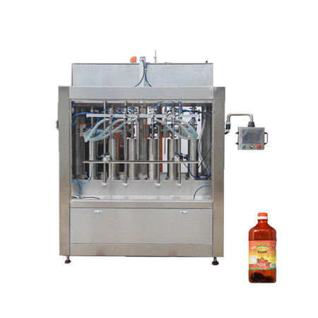 Automatic Turntable Essential Oil, Eye Drops, Electronic Cigarette Oil Filling and Capping Machine