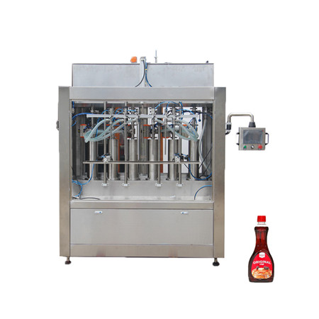24 Heads Bottle Filling Machine Rotary Bottle Filler