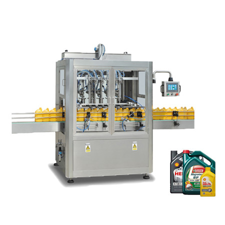 Piston Type Tomato Paste/Sauce Filling Machine Face Cream Filler with Mixing Hopper and Heater