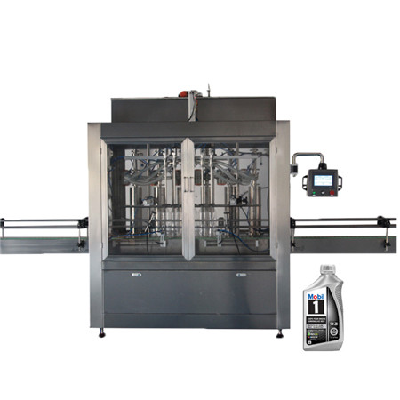 Modular and Very Flexible Automatic Liquid Filling System