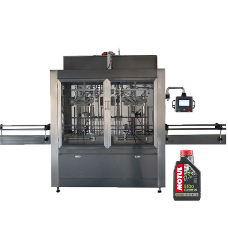Wkfy Auto Syrup Filling Machine