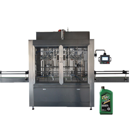 Isobaric Filling Packing Machine PET Bottle