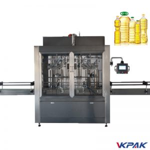 Piston Bottle Filling Machine