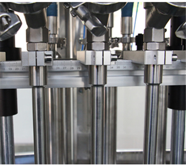 Piston Filling Machine Details