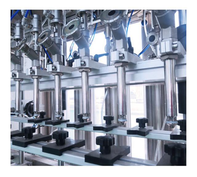 Piston Filling Machine Details 27