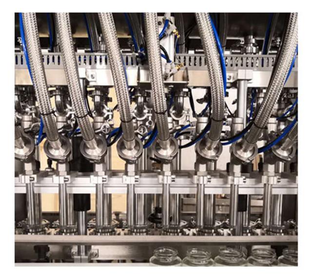 Piston Filling Machine Details