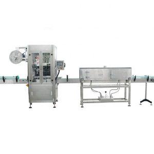 Automatic Shrink Sleeve Labeling Machine